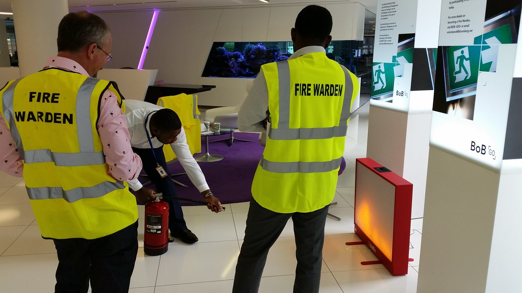 Fire Warden Training - GR Safety Solutions