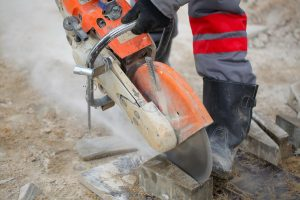 Hand arm vibration - Health and safety - GR Safety Solutions